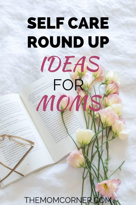Friday Reads: Self Care Ideas for Moms. Five great articles containing ideas for self care for busy moms.