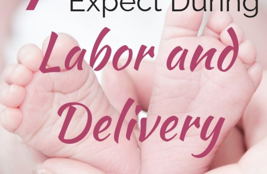 7 Things I Didn't Expect During Labor and Delivery. Find out what seven things I was not expecting to happen during labor. #laboranddelivery #labor #childbirth #pregnancy #thirdtrimester #newborn #babies