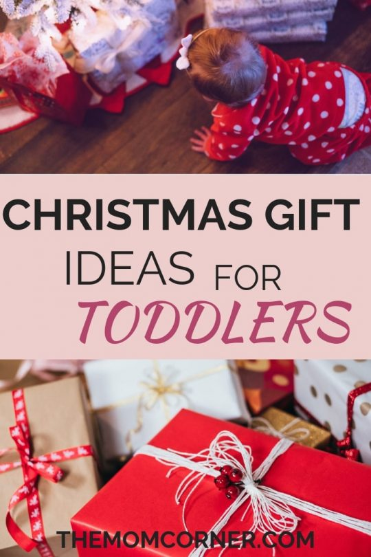 Christmas Gift Ideas for Toddlers 2018. #christmasgiftsforkids #christmasgiftsfortoddlers #toddlers #giftsforkids #Christmasgiftsforkidsonabudget #toddlergifts