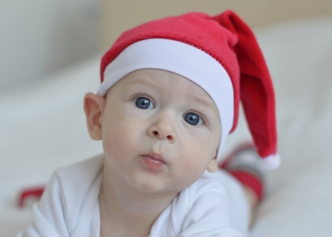First Christmas: Stocking Stuffers for Baby