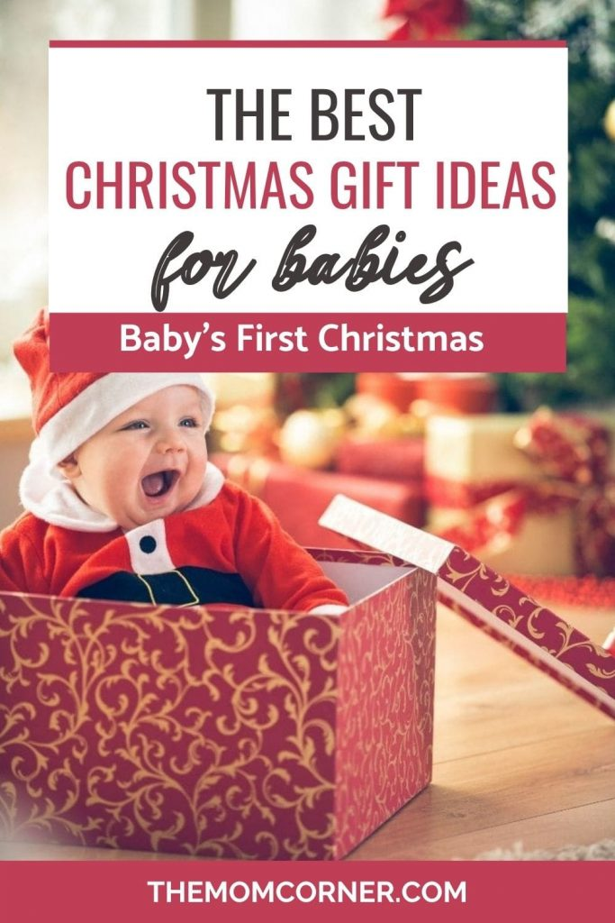 The Best Christmas Gift Ideas For Babies First Christmas Themomcorner