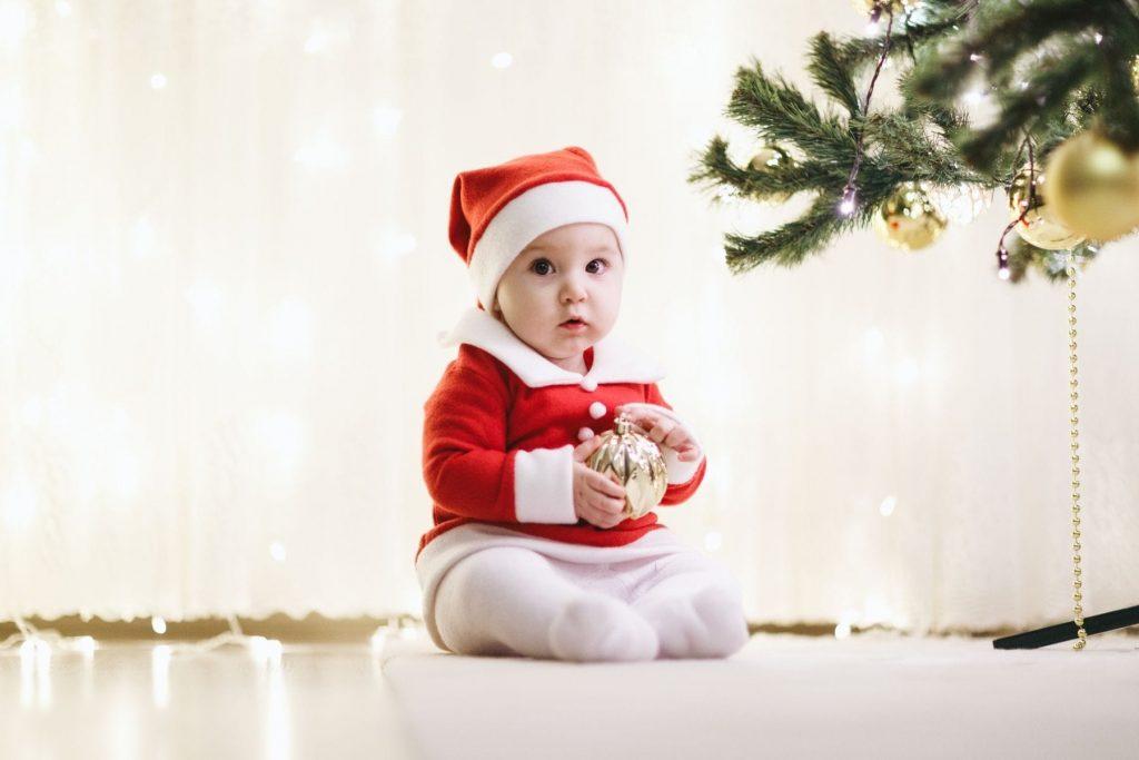 baby safe christmas tree
