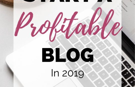 How To Start A Profitable Blog in 2019. Want to make money blogging in 2019? Working from home has never been easier. Learn how to set up a profitable blog in minutes.