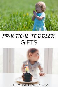 Practical Toddler Gifts for Your New Toddler. Check out these practical and useful toddler gift ideas. Celebrate your child's first birthday or their new milestone of becoming a toddler.