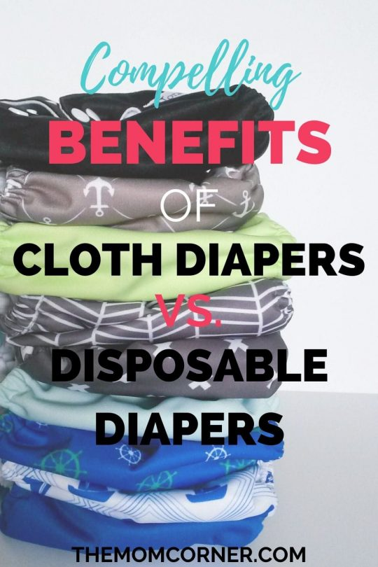7 Compelling Benefits of Cloth Diapers vs Disposable Diapers. Take a look at which is most cost effective, easy on the budget, and friendly for the environment. Get the important questions answered so both mom and baby are happy and comfortable.