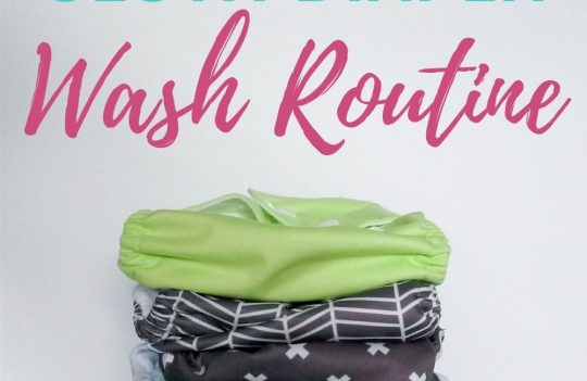 This simple cloth diaper wash routine will make your mom life so much easier, even with a front loader laundry machine. These tips will smooth out the cleaning process and make cloth diapering a breeze. Plus, get 3 free printables to help you.