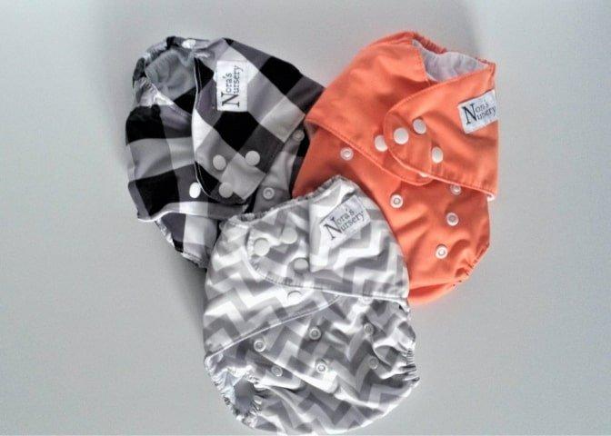 cloth diaper vs disposable