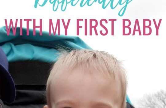 6 Things I Wish I Had Done Differently With My First Baby. Tips for new moms that I wish I had done with my first newborn baby. #newmomadvice #newborns #firstbaby