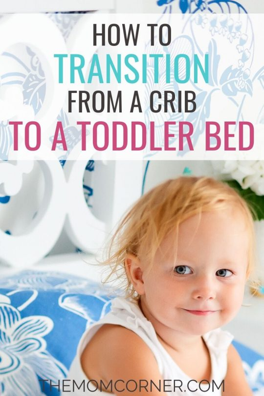 Transitioning to a Toddler Bed Made Easy. Tips for transitioning to a toddler bed, including how to know when your toddler is ready to ditch the crib. Make the transition easy, and learn how to keep your toddler in their bed after the lights go out.