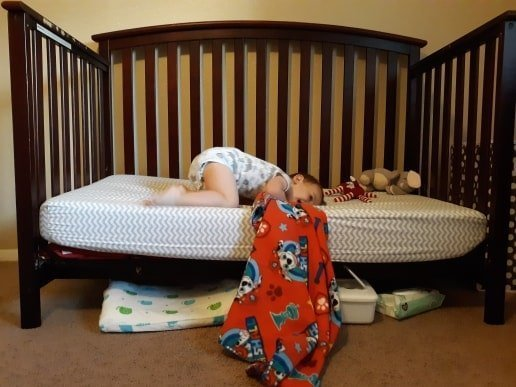 transitioning to a toddler bed made easy