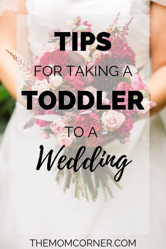 Tips For Taking A Toddler To A Wedding. Check out these great tips to help keep your toddler quiet and still during a wedding ceremony.
