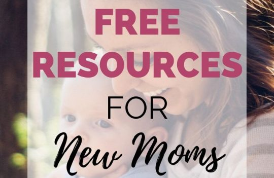 12 Amazing Free Resources New Moms Need To Know About. Check out these resources for pregnant moms and new moms to help both mom and baby. #breastfeeding #breastfeeding support #financialsupport #baby #babyonabudget #newborns
