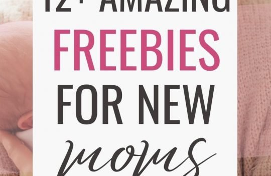 Are you a mom to be or new mom? Be sure to take advantage of these freebies for baby! These freebies for moms will help you get a head start on your motherhood journey.