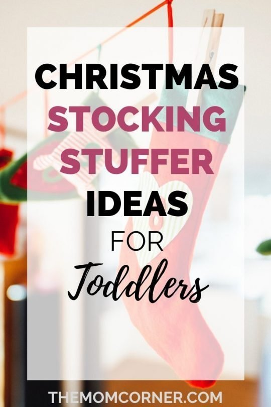 Christmas Stocking Stuffer Ideas For Toddlers. Check out these creative stocking stuffer ideas suitable for both boys and girls, even if your toddler is only a year old. Plus, grab your free Toddler Christmas Pack to help make this the best holiday yet.