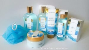 Christmas Gift Ideas for Moms - spa set