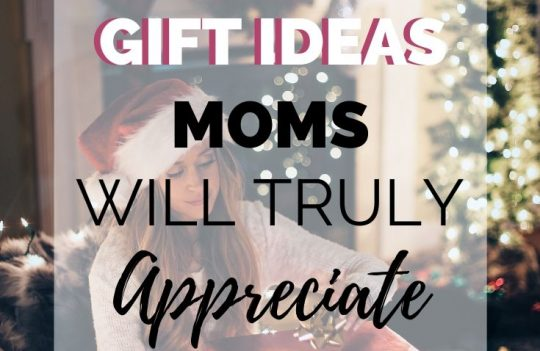 Unique Christmas Gift Ideas for Moms. It can be hard at times to find the perfect gift for mothers, but it doesn't have to be. Check out these unique simple gifts to buy for mom this Christmas. #2019