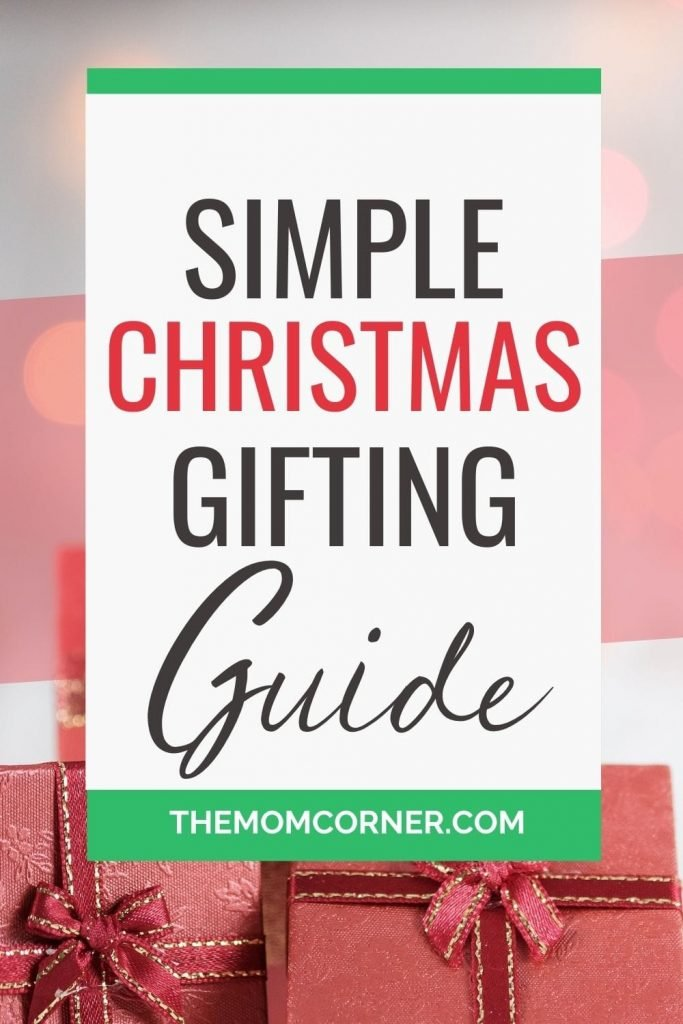 If you're wondering how to choose Christmas gifts for little kids, it couldn't be simpler! Use this easy Christmas gifts guide to decide on the perfect gifts, and avoid giving junk.