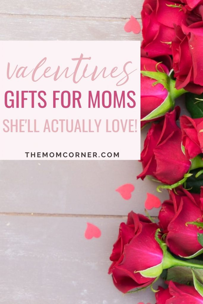 Valentines Day Gifts For Moms. Check out the best gifts for moms for valentines day, even for the mom who doesn't want anything. Whether from dad, from toddler, or from the kids, she's guaranteed to love these gifts.