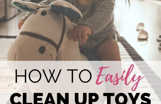 Easy Tips For Cleaning Up Toys And Taming The Mess. Check out these easy tips for kids and parents to easily clean up toys and tame the toy mess.