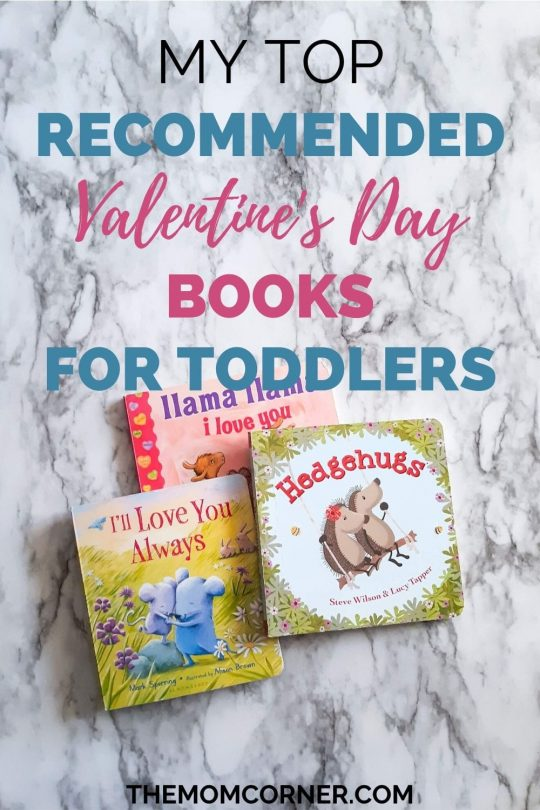 Valentines Books For Toddlers. Check out these recommended Valentines themed books for toddlers.