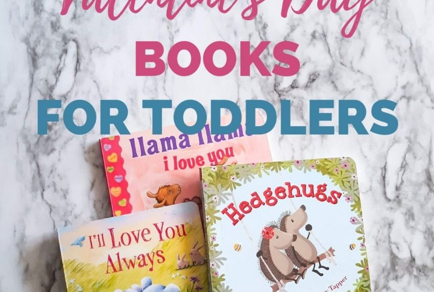 My Top Recommended Valentines Books For Toddlers