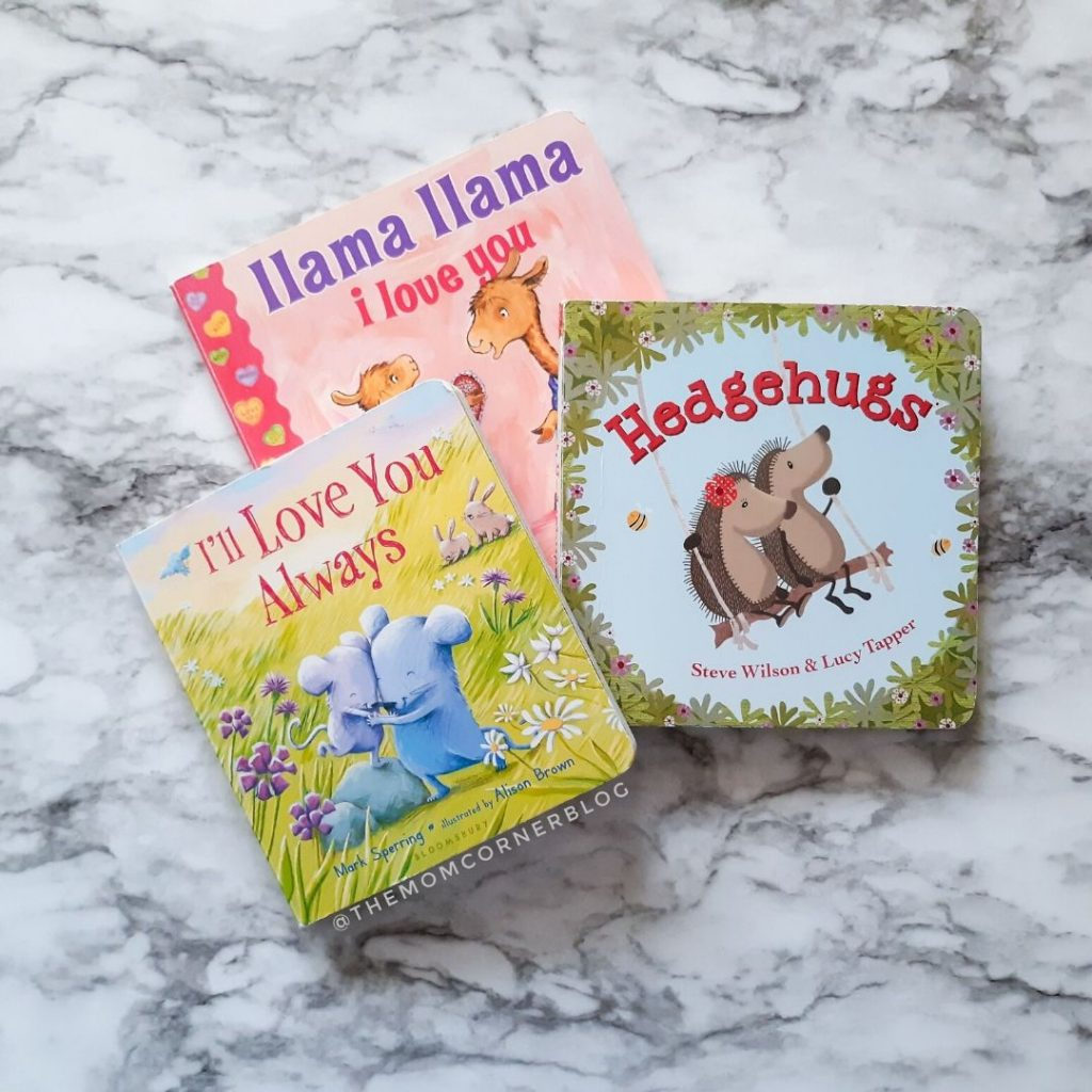 Valentines books for toddlers