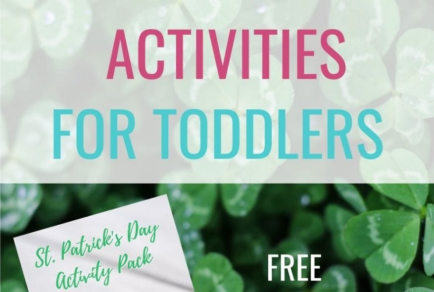6 Easy St Patrick's Day Activities For Toddlers