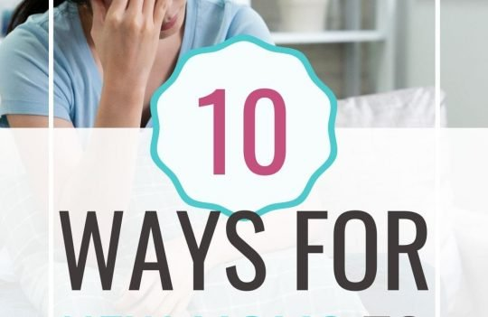 How To Stop Being A Stressed Mom of Littles. Being a new mom is hard, especially in the early days of motherhood. Check out these ten tips to help you reduce stress as a mom.