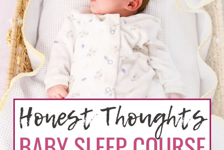 An Honest Review Of The Baby Sleep Course New Moms Need