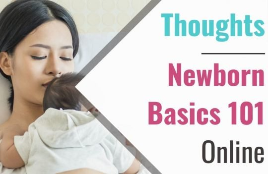 This at home, self paced online course will teach you all the newborn basics and newborn essentials you need to know when you bring your baby home. The newborn stage can be hard, but you'll learn everything you need to know to care for your newborn in this course. These must know tips are essential for new parents during the first week and throughout the newborn stage.