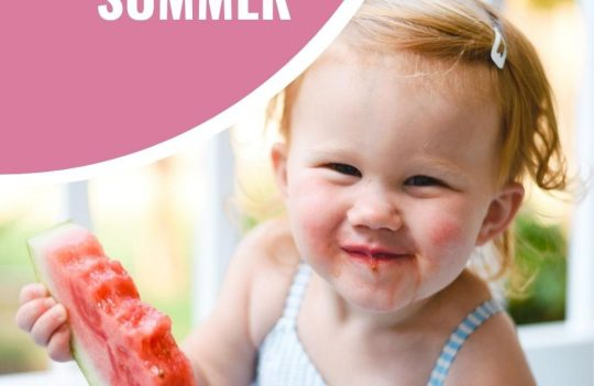 Easy Toddler Activities For Summer. If you're looking for some fun activities for your toddler this summer, check out this big list of activities perfect for learning and entertaining toddlers.