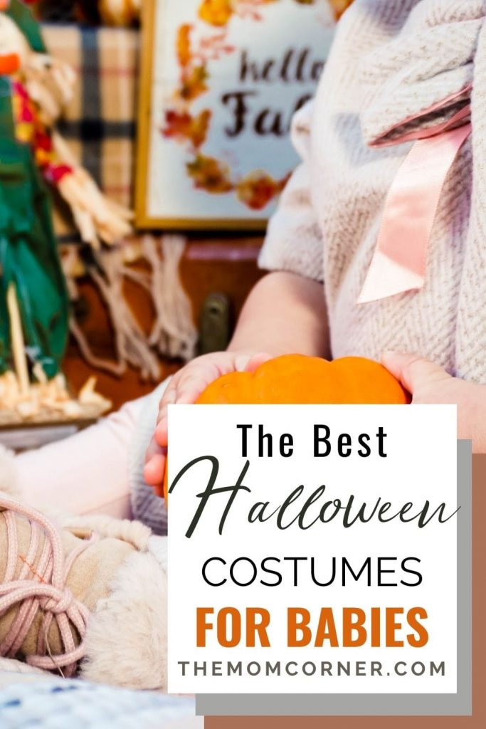 Need ideas for perfect baby Halloween costumes? From newborn to 1 year, these cute baby boy and baby girl costumes are perfect for your baby's first Halloween.