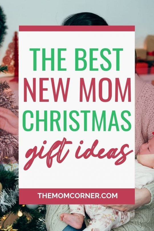 Finding Christmas gifts for new moms doesn't have to be hard. Check out these favorite Christmas gift ideas for new moms. This year, get her something truly meaningful as a new mom.