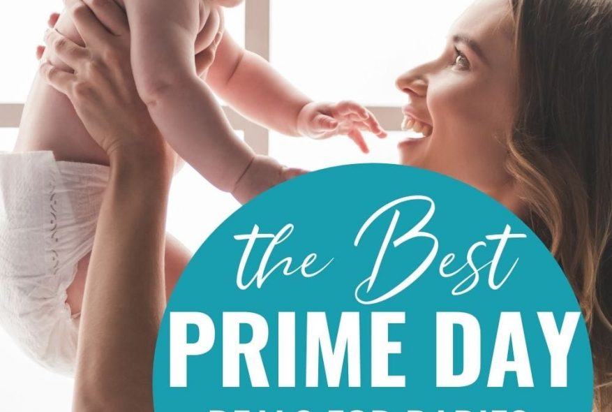The Best Prime Day Deals For Baby And New Moms 2020