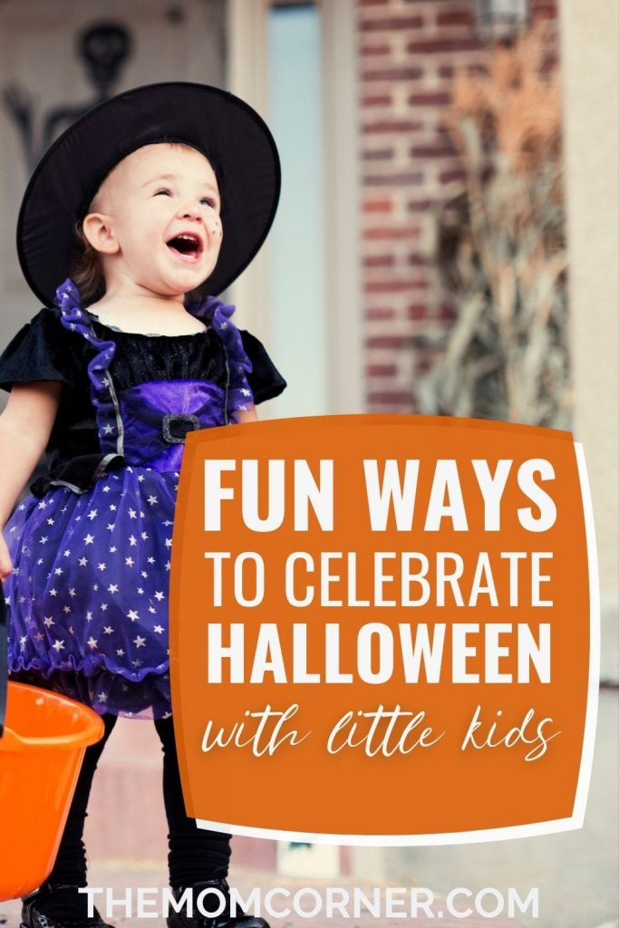 Wondering what to do on Halloween with your little ones? These family friendly Halloween ideas include movies and fun things to do with little ones.