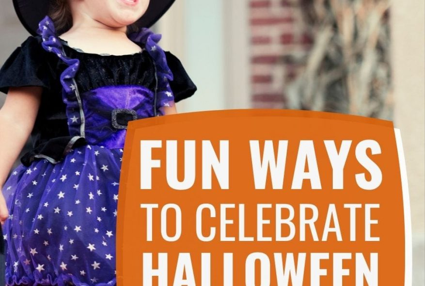 What To Do On Halloween With Little Kids