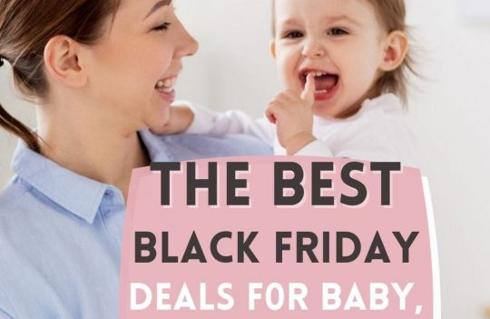 Looking for the best Black Friday deals of 2020? Check out all the best deals for baby items, toys for toddlers, and essentials for mom, all in one place.