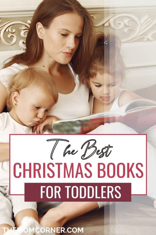 Looking for Christmas books for toddlers to use as gifts or put in Christmas Eve boxes? Check out the best Christmas books for kids and babies, including Christian and secular favorites. Toddlers are sure to love these top holiday children books.