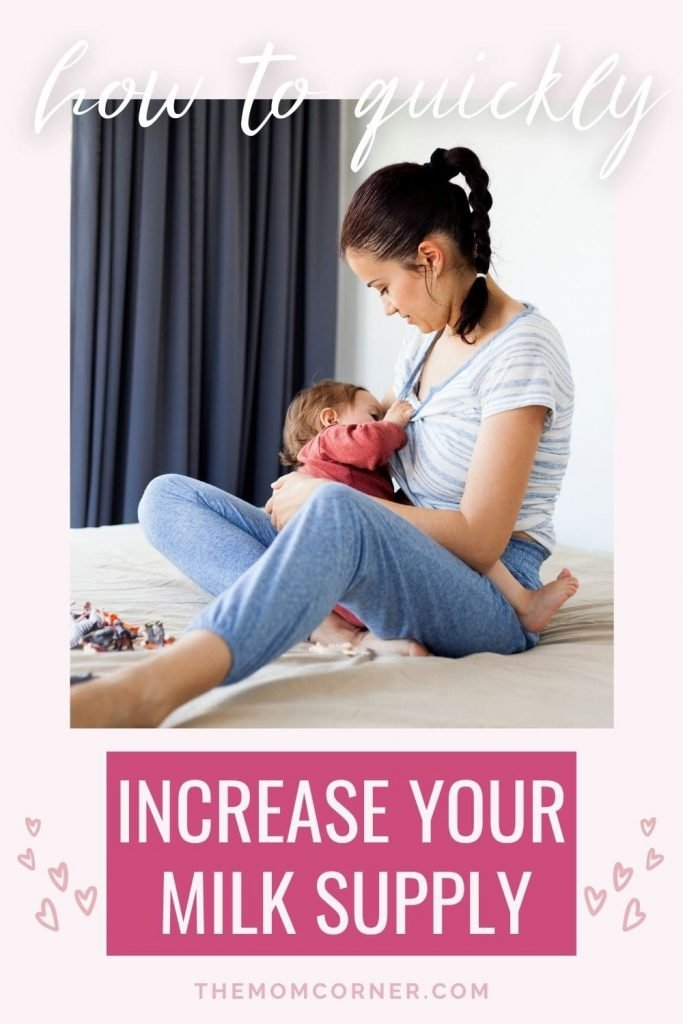 Need to increase your breast milk supply? These simple tips will help you increase your milk supply fast to get better results. Find out how to increase your supply through pumping or foods to increase your supply.