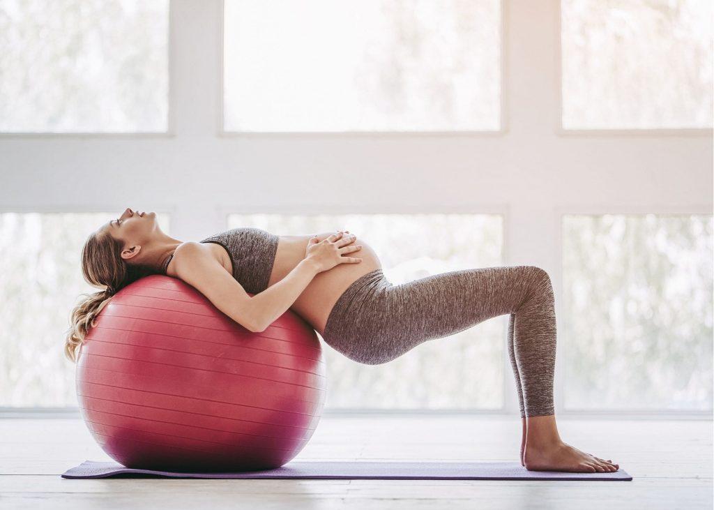 exercises for pregnancy fitness